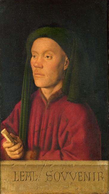 «Тимофей», Ян ван Эйк — описание