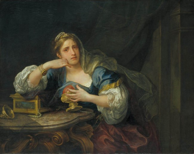 «Сигизмунда», Уильям Хогарт — описание картины