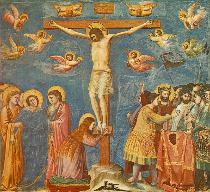 распятие христа джотто картинки съемке