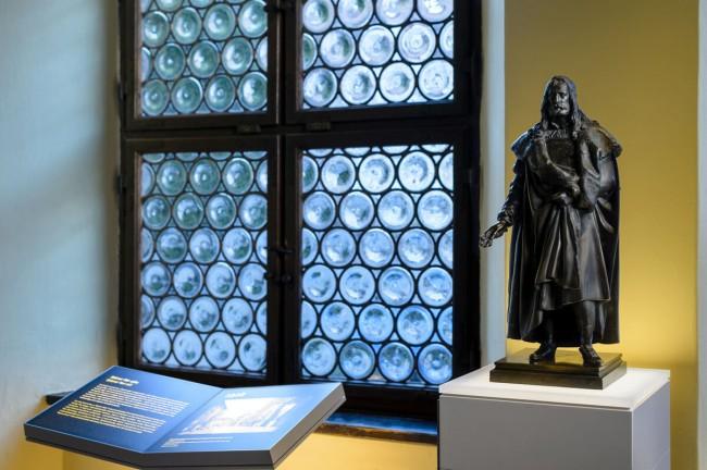 Музей Дюрера, статуэтка