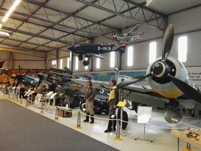 Музей Авиации Латцен-Ганновер