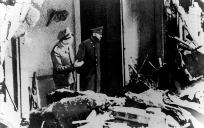 Гитлер на фото