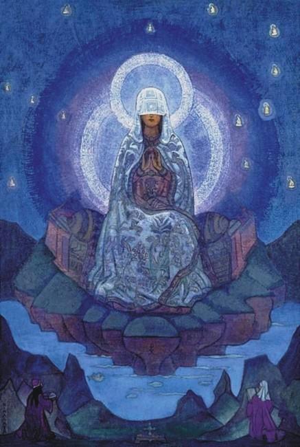 «Матерь Мира», Рерих