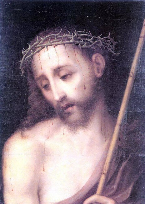 «Муки Христа», Луис де Моралес — описание картины